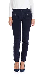 Suko Jeans Women's Corduroy Pants - Straight Leg - Stretch