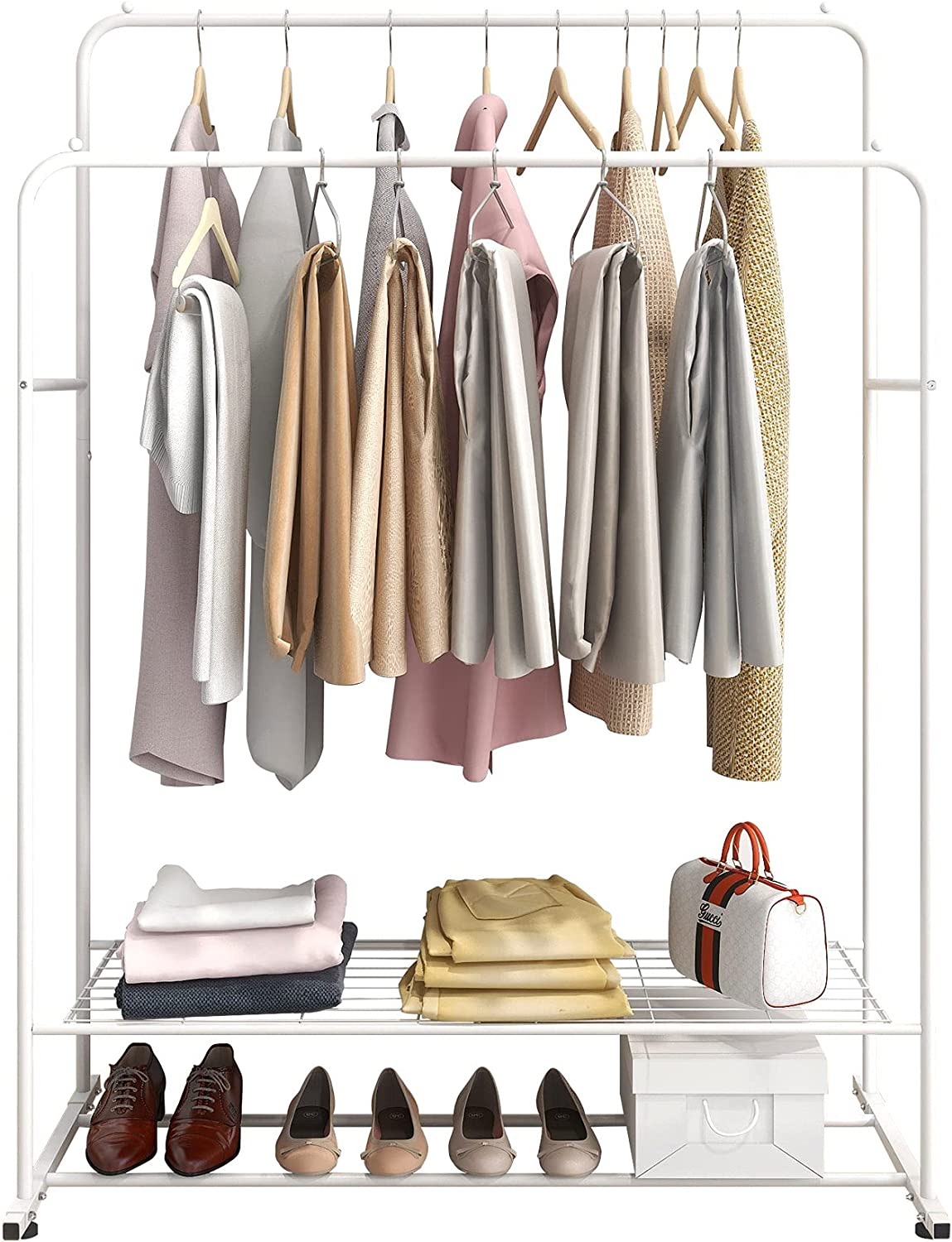 Ranking TOP16 BOFENG Garment Rack Metal Heavy Duty Or Double Clothes Rail Excellence