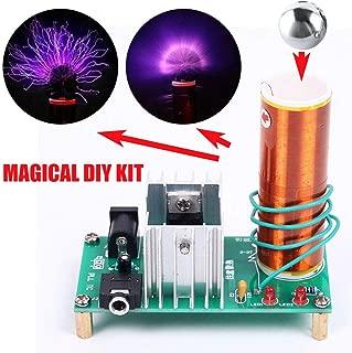 Baga Goodies DIY Mini Tesla Coil Plasma Speaker Electronic 15W Kit
