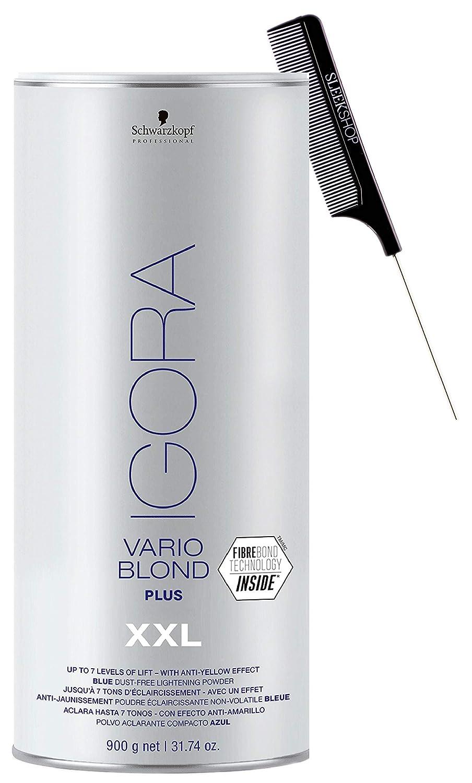 Schwarzköpf IGORA VARIO BLOND PLUS Blonde Lightening Powder