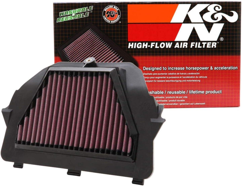 KN Engine Air Filter: Premium Albuquerque Mall High 100% quality warranty! Powersport Performance