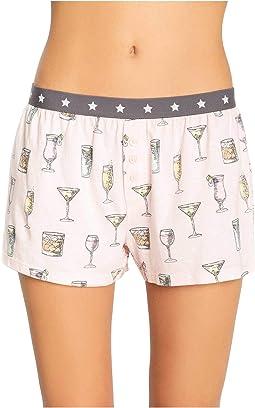 Playful Prints Shorts