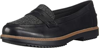 حذاء نسائي Raisie Eletta Penny Loafer من Clarks