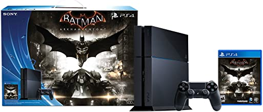 500GB PlayStation 4 Console - Batman Arkham Knight Bundle[Discontinued]