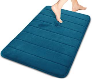 Yimobra Memory Foam Bath Mat Large Size 31.5 by 19.8 Inches, Soft and Comfortable, Super..
