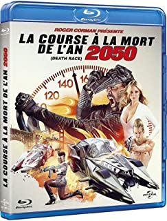 La Course à la mort de l'an 2050 (Death Race) [Blu-ray]