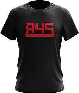 Team Queso Alvaro845 Edición Especial Camiseta, Negro, Unisex Adulto