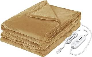 electric heating blanket walmart