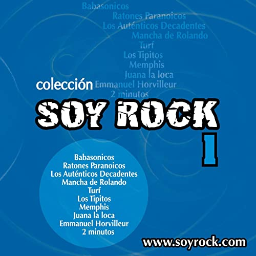 Soy Rock 1 de Various artists en Amazon Music - Amazon.es
