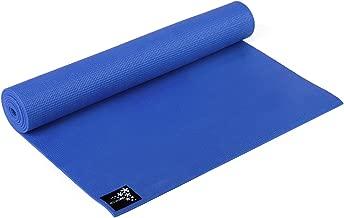 Yogistar Yogamatte Basic Esterilla de Yoga, Unisex, Azul ...