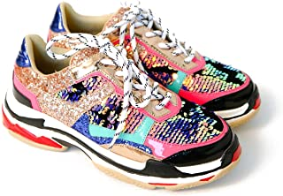 CAPE ROBBIN Women Chunky Trainer Sneakers Flagship