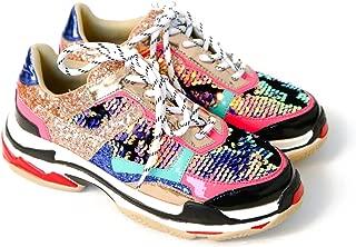 cape robbin glitter sneakers