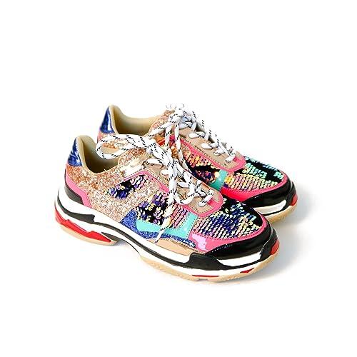 9b761656b Cape Robbin Women Chunky Trainer Sneakers Flagship