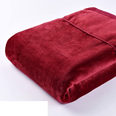 Queen Northpoint Cashmere Plush Blanket Damask Navy//White