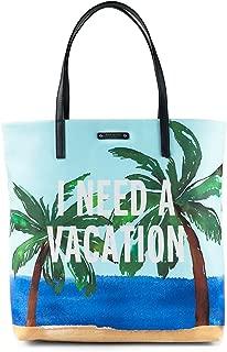 Kate Spade 'I Need A Vacation' Bon Shopper Tote, Multi
