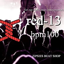 MCバトル用ビート OLD red 13 BPM100 royalty free beat (HIPHOP instrument)