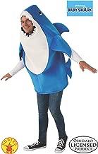 Rubies - Baby Shark - Daddy Shark Adult Costume