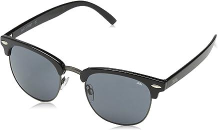 fdf861ef3709 Trespass Fest, Black, Sunglasses with UV Protection, Smoked Lenses & Cloth  Bag /