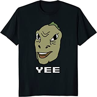 yee dinosaur shirt