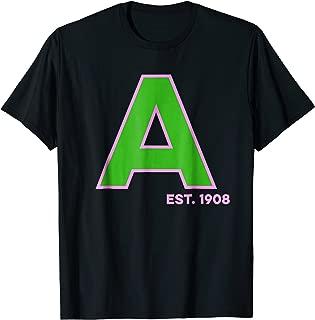 AKA Established 1908 t-shirt