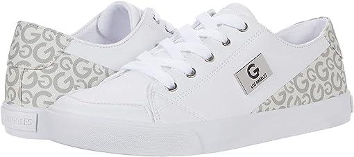 White/Grey Logo