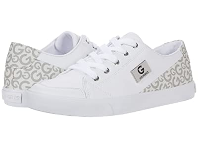 GBG Los Angeles Meric (White/Grey Logo) Women