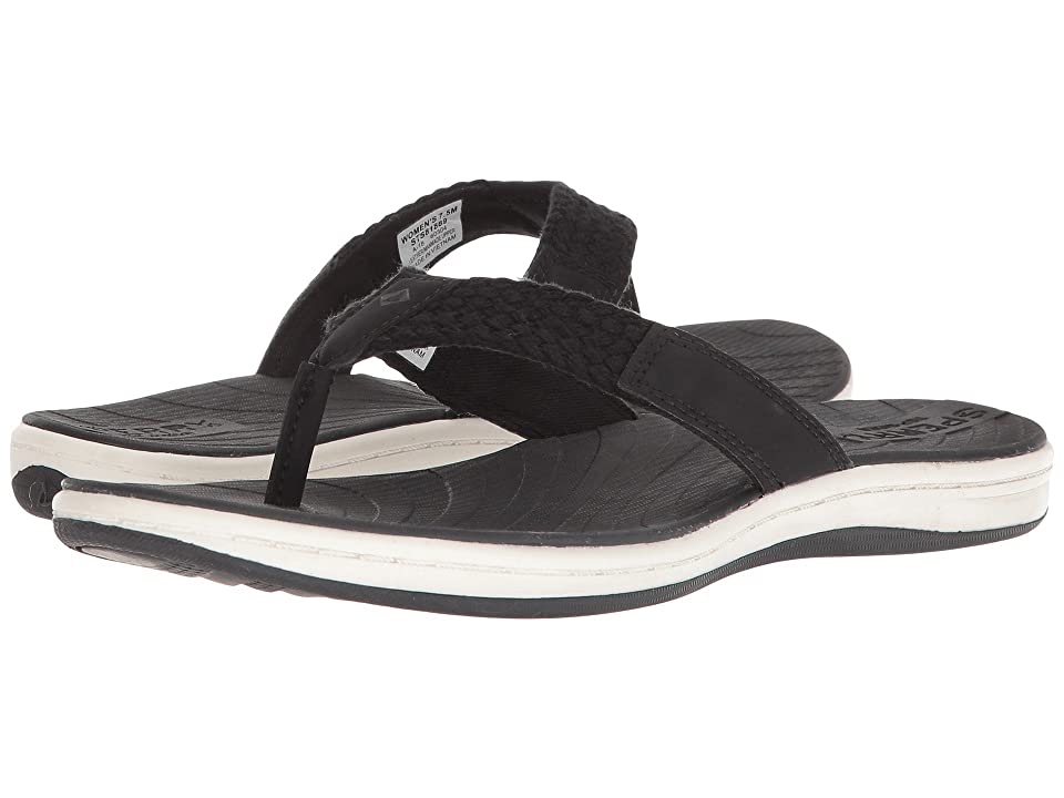 Sperry Seabrook Swell (Black) Women