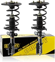 OREDY Rear Left Right Complete Struts Shock Coil Spring Assembly Kit 15313 15314 Compatible with Buick Lacrosse/Allure 2005 2006 2007 2008 2009/Chevrolet Impala/Pontiac Grand Prix 2004 2005 2006 2007
