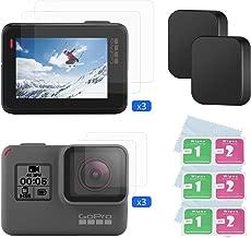 Mejor Gopro Hero 5 Lens Protector de 2020 - Mejor valorados y revisados