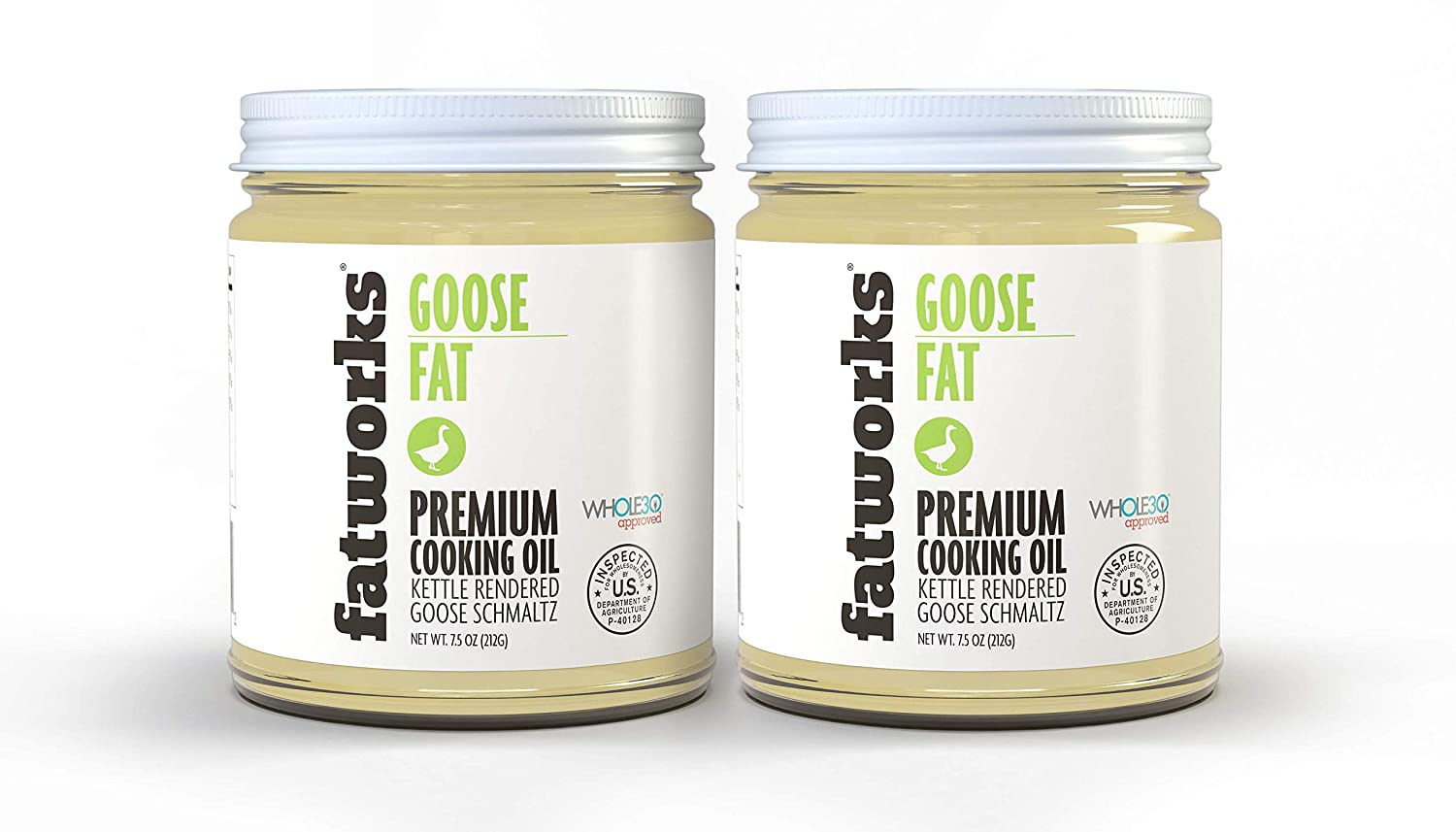 Fatworks Premium USDA Goose Fat 2 fo Ultimate unisex Oil Pack Discount is also underway Cooking