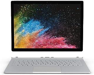 Microsoft Surface Book 2 (HN4-00029), 2 in 1 Laptop, Intel Core i7-8650U, 13.5 Inch, 256GB SSD, 8GB RAM, NVIDIA GeForce GT...