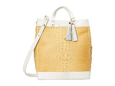 Brahmin Bijou Miriam II Tote (Daydream) Handbags