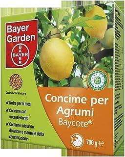 Calendario Concimazione Agrumi.Amazon It Bayer Fertilizzanti E Concimi Giardinaggio