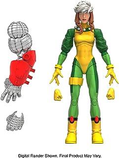 Boneca Marvel Legends Series X-Men, Figura de 15 cm e Acessórios - Marvel's Rogue - F1007 - Hasbro
