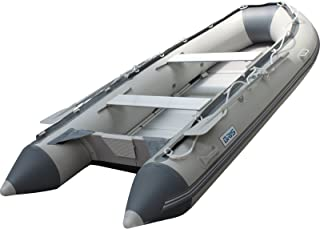 BRIS 10.8 ft Inflatable Boat Rafting Fishing Dinghy Tender poonton Boat