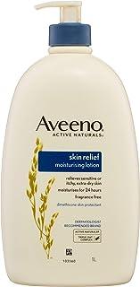 AVEENO Skin Relief Moisturising Lotion, 1L