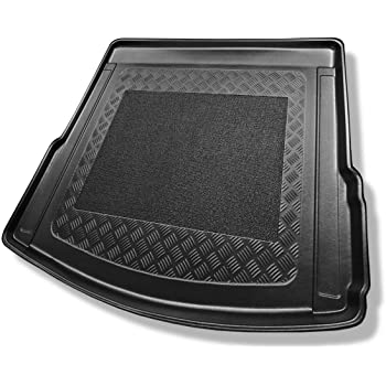 5902538569460 Fits perfectly Odourless Mossa Car trunk mat boot liner