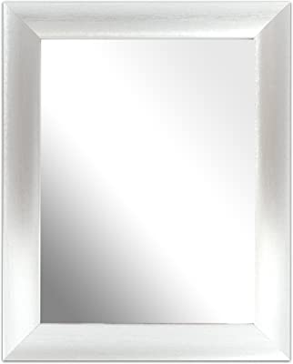 Turefans Espejo de baño,Espejo led,Frío Blanco (6400K) + 5050LED ...
