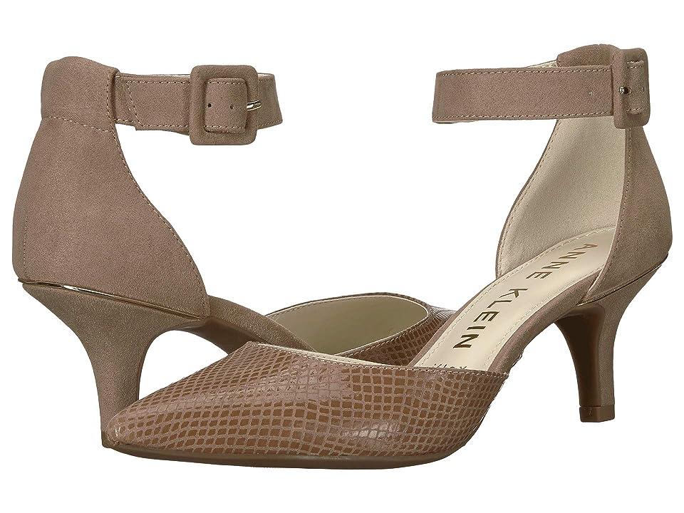 Anne Klein Fabulist (Taupe) High Heels