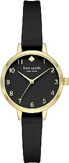 Kate Spade Women's Metro Three-Hand Gold-Tone Alloy Watch KSW9034