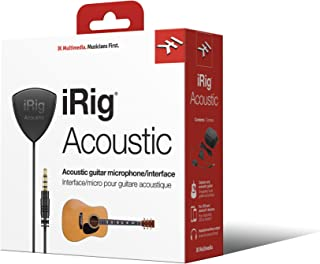 IK Multimedia iRig Acoustic acoustic-guitar-only mobile microphone interface [domestic regular goods]