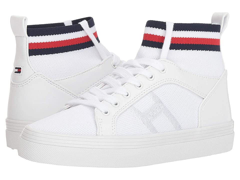 Tommy Hilfiger Fether (White) Women