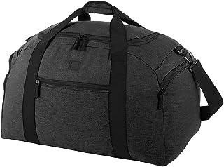 Rada Reisetasche Discover L 60 Liter Volumen, Wasserabweisende Sporttasche für Junge und Mädchen, Reisetasche und Businesstasche für Damen und Herren Maße: 62x33,5x31,5cm n Anthra schwarz