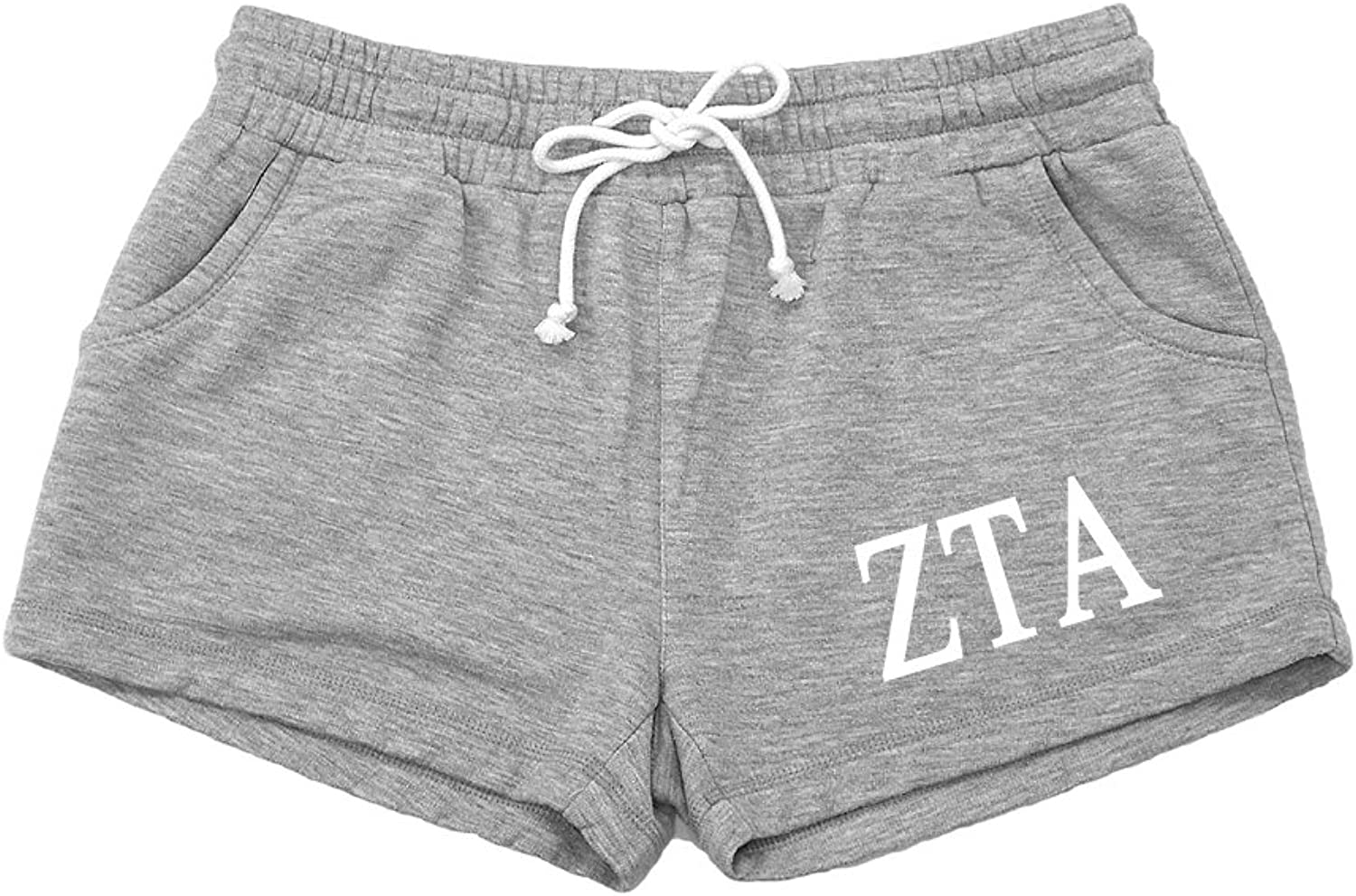 Cotton Sisters Zeta Tau Alpha Rally Shorts