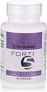 Quintessence SkinCare Forti5 5 in One Dietary Supplement - 60 Capsules