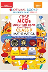 Oswaal CBSE MCQs Question Bank For Term-I, Class 9, Mathematics (Standard) (With the largest MCQ Question Pool for 2021-22 Exam) Kindle Edition