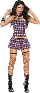 Women's Racy School Girl Costume