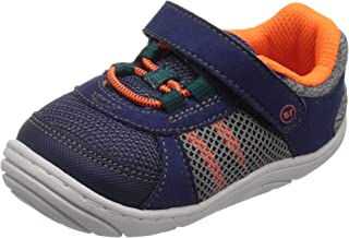 Stride Rite Aspen Baby/Toddler Girl's and Boy's Machine Washable Sneaker First Walker Shoe