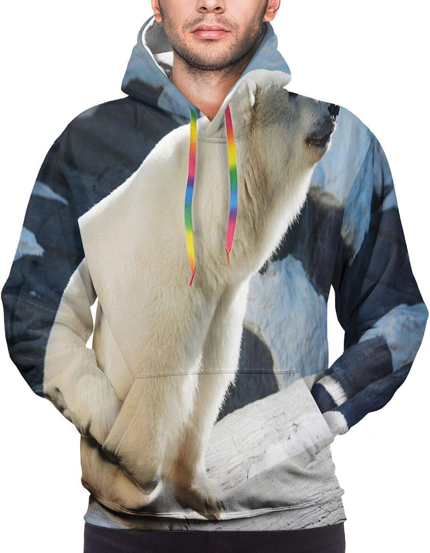 Men's Hoodies Sweatshirts,Pointing Finger Responsible Job Attitude Inspirational Vintage