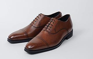 [BARACCHI] ストレートチップビジネスシューズ革靴HY-01 軽量